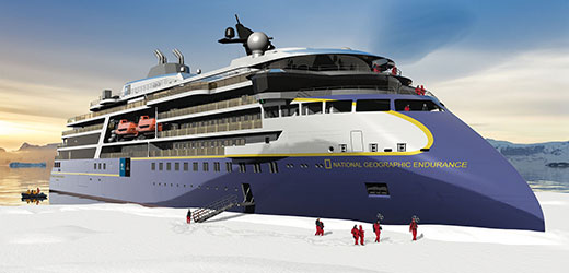 Lindblad Expeditions Selects TravelComms