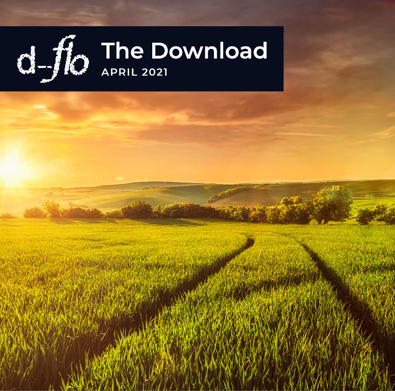 April Edition of 'The Download'